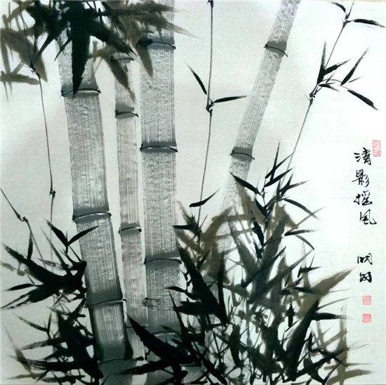 安徽著名画家张明好作品欣赏