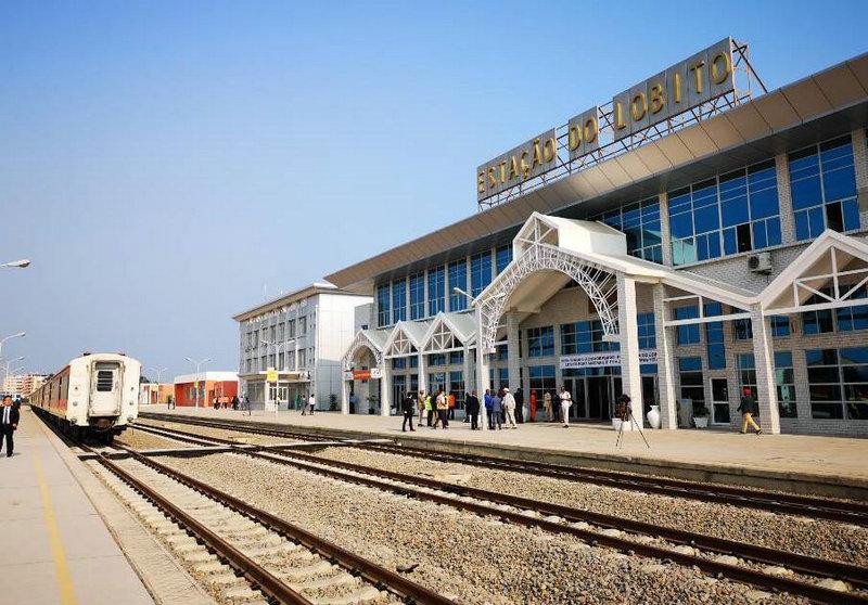 中企承建本格拉铁路助力南部非洲首次实现大西洋印度洋铁路互通